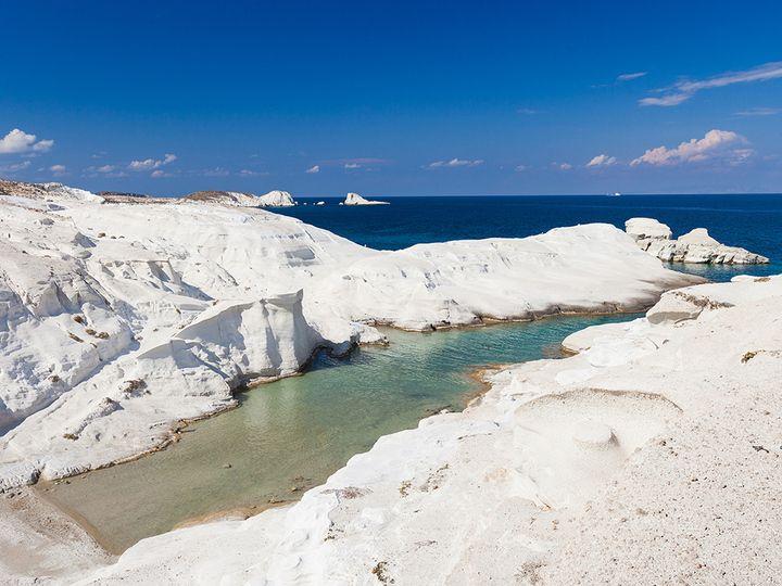 The Saracinico bay (c) Tobias Schorr
