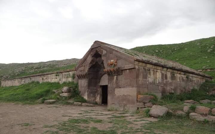 The Selim caravanserai
