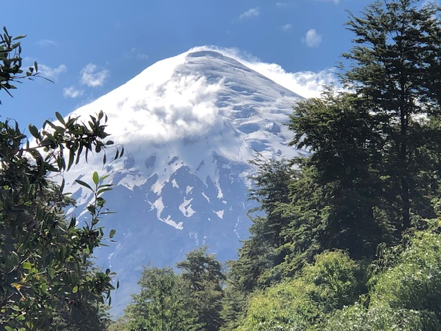 Osorno volcano (photo: S. Naser)