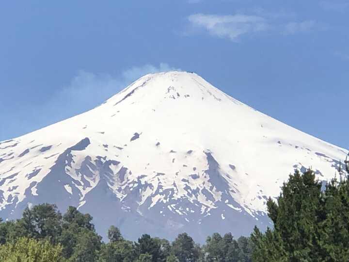 Villarrica volcano (photo: S. Naser)