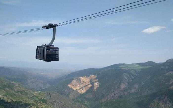 Wings of Tatev cable car