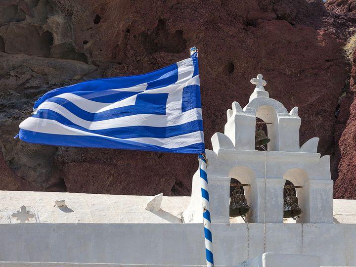 Die Kapelle Agios Nikolaos