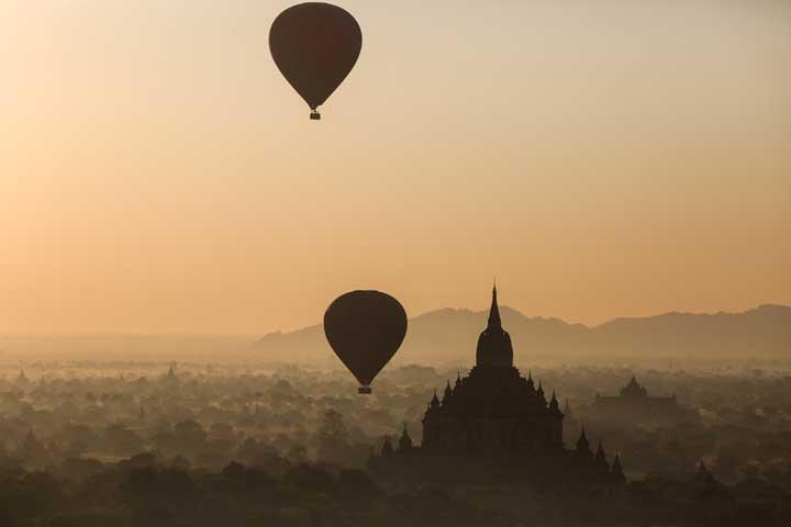 Unknown Asia - Volcanoes of Myanmar