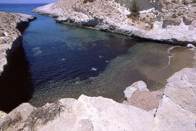 Kleine Bucht bei Phylakopi