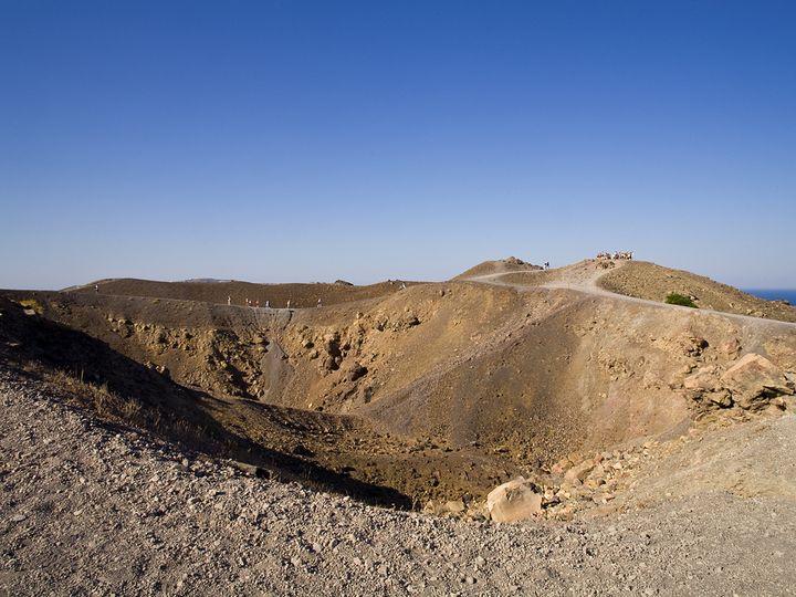 Der Georgios-Krater