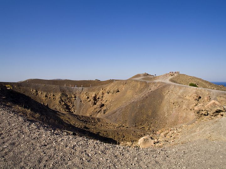 The Geórgios crater