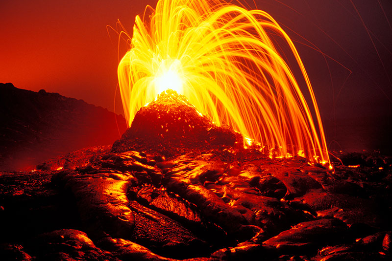 Kilauea Volcano Special - 4 days geologic tour to observe and understand Kilauea volcano on Hawai'i