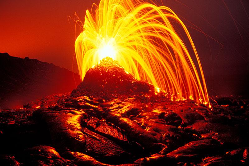 Kilauea Volcano Special - 4-6 days geologic tour to observe and understand Kilauea volcano on Hawai'i
