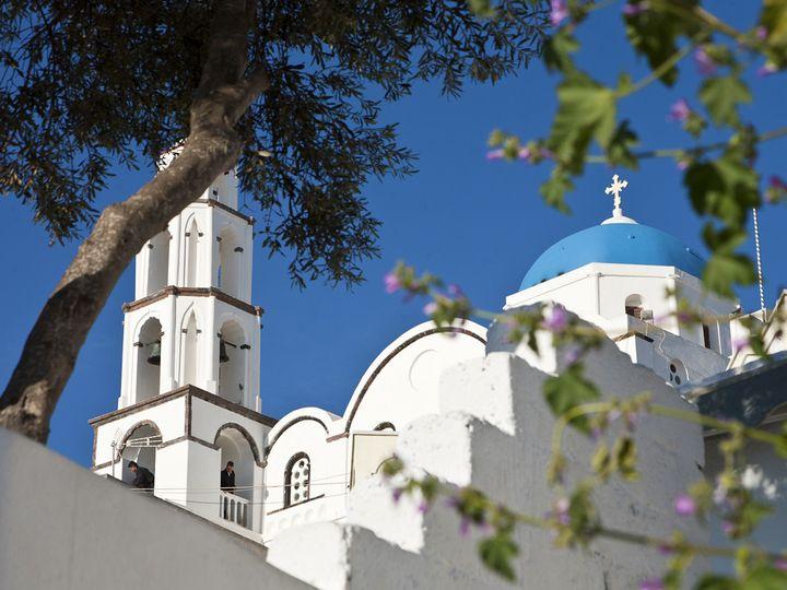 Church in Emporió