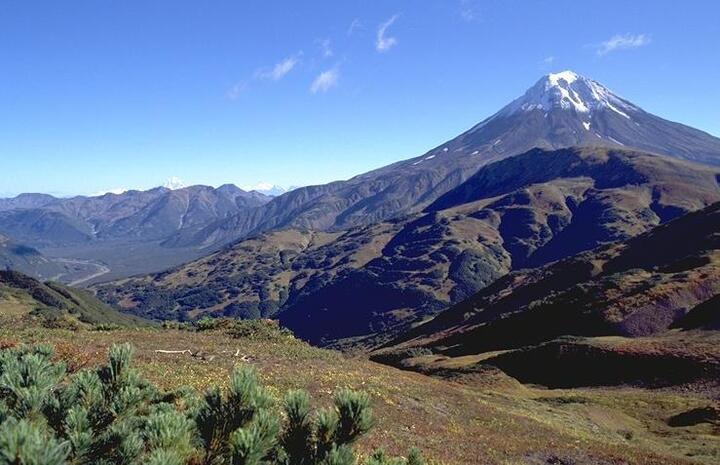 Vilyuchinsky volcano (photo: Marco Fulle)