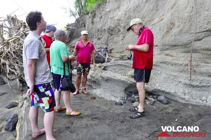 Taking a closer look at the pumice deposits that represent the catastrophic 1883 eruption