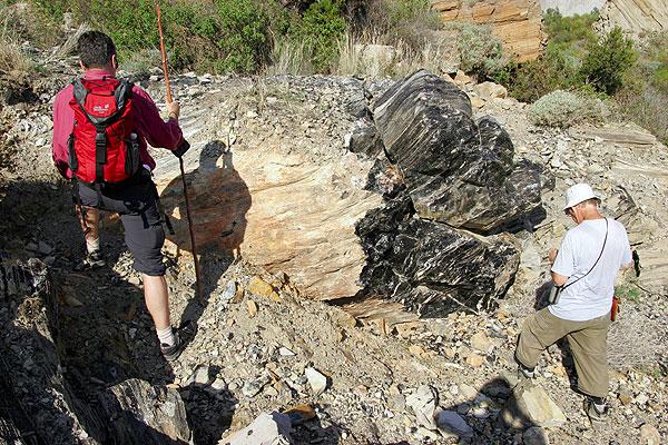 Historically used and traded obsidian at Lipari Island