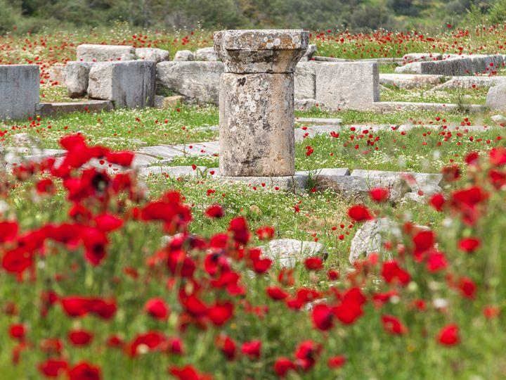 Antikes Troizen - Heimat des mythischen Helden Theseus
