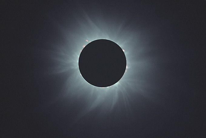 Total Solar Eclipse (image: Marco Fulle)