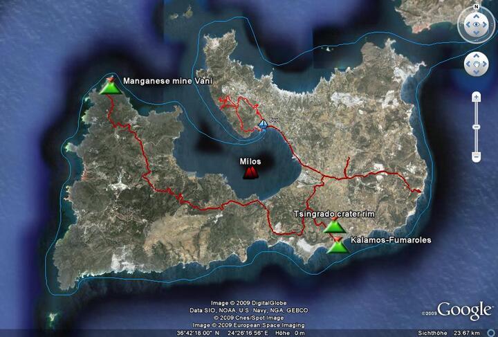 Feuille de route de Milos