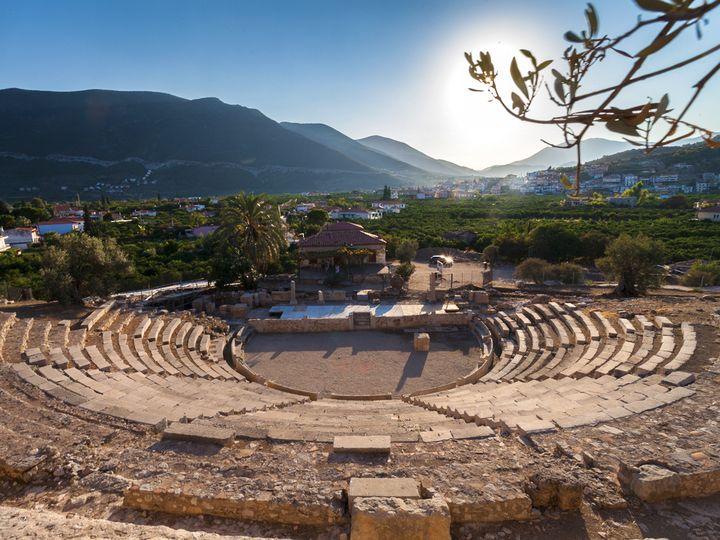 Theater von Palia Epidavros