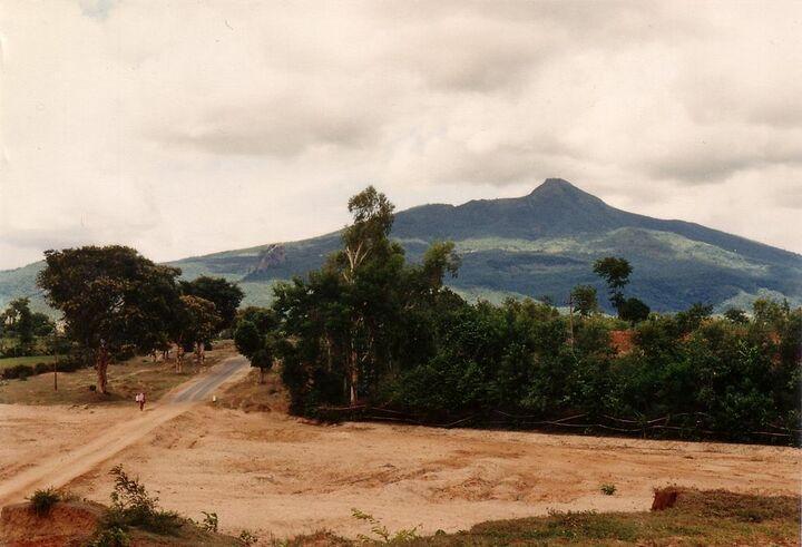 View of Popa volcano (photo: Ljuba Brank)