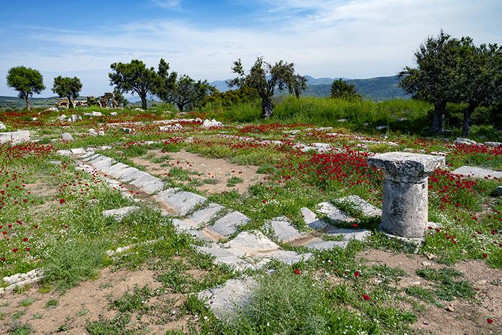 In der Heimat des Theseus, der das Monster Minotaurus auf Kreta besiegt haben soll, befindet sich das Asklepios-Heiligtum. Es war ein antikes