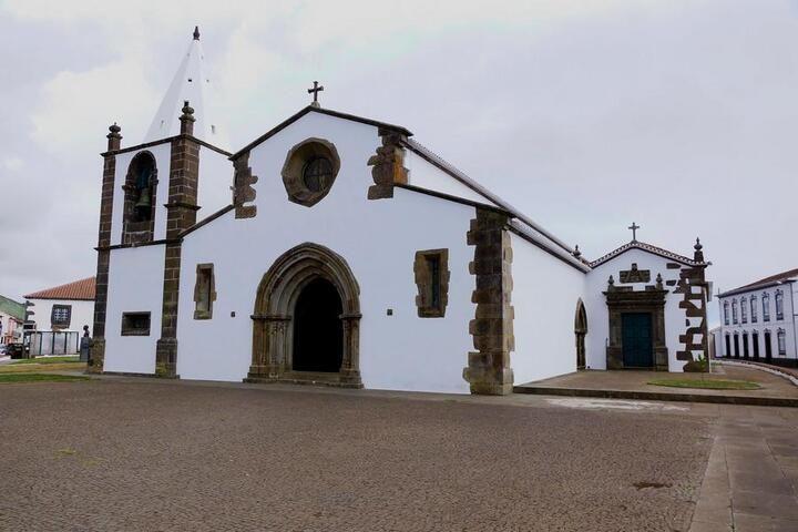 Church in Ribeira Grande (Sao Miguel)