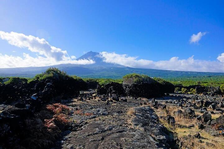 Pico volcano (Pico Island)