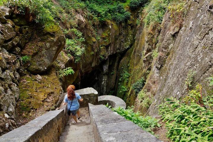 Lava cave (Terceira)