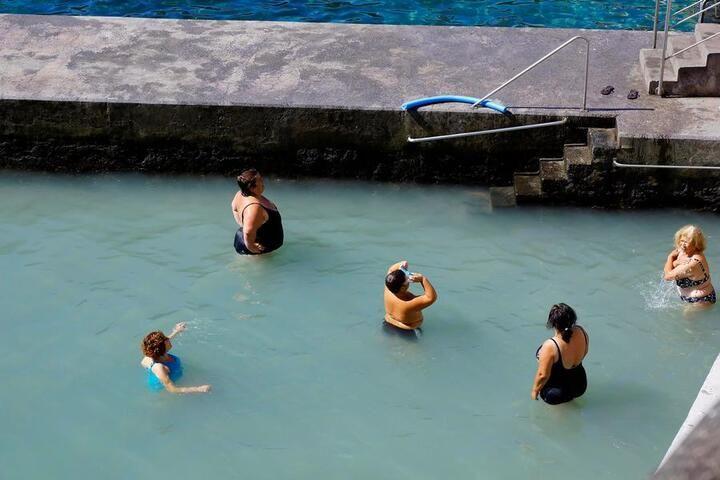 Thermal bath (Sao Miguel)