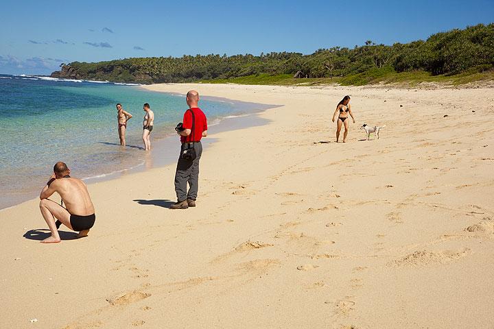 Port Resolution beach break