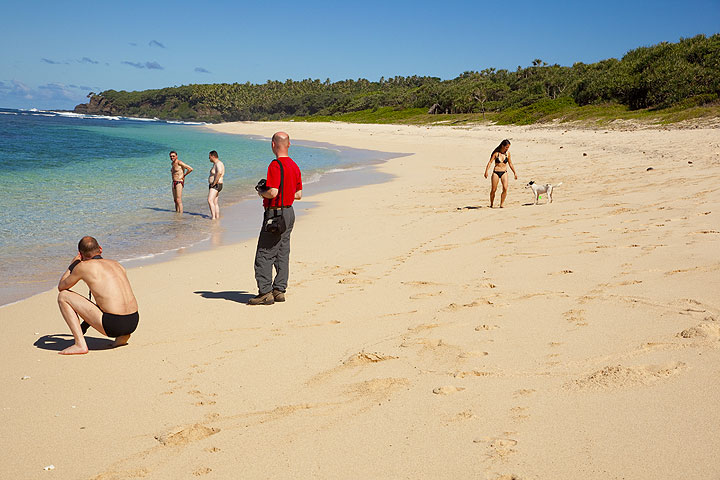 Beach at Port Resolution (Vanuatu)