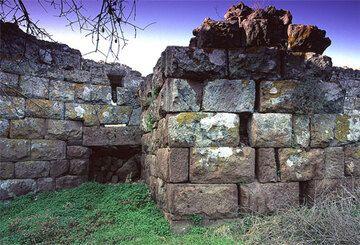 Die antike Akropolis Paliocastro
