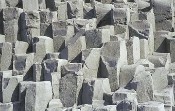 Basaltsäulen (Island)