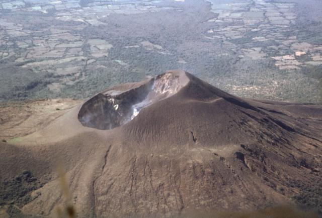 Telica volcano (image: GVP)
