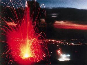 The eruption of Akita-Komagatake in Sep 1970 (source: http://www.qsr.mlit.go.jp/)