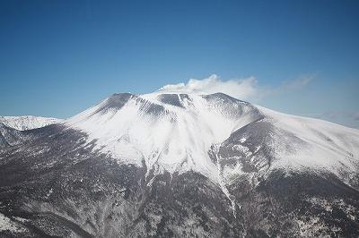 Asamayama volcano (JMA)