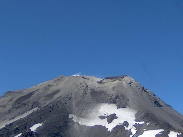 Nevados de Chillán volcano (SERNAGEOMIN webcam)